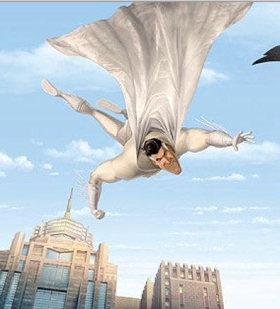 First Look At Dreamworks' Supervillain Epic, Megamind
