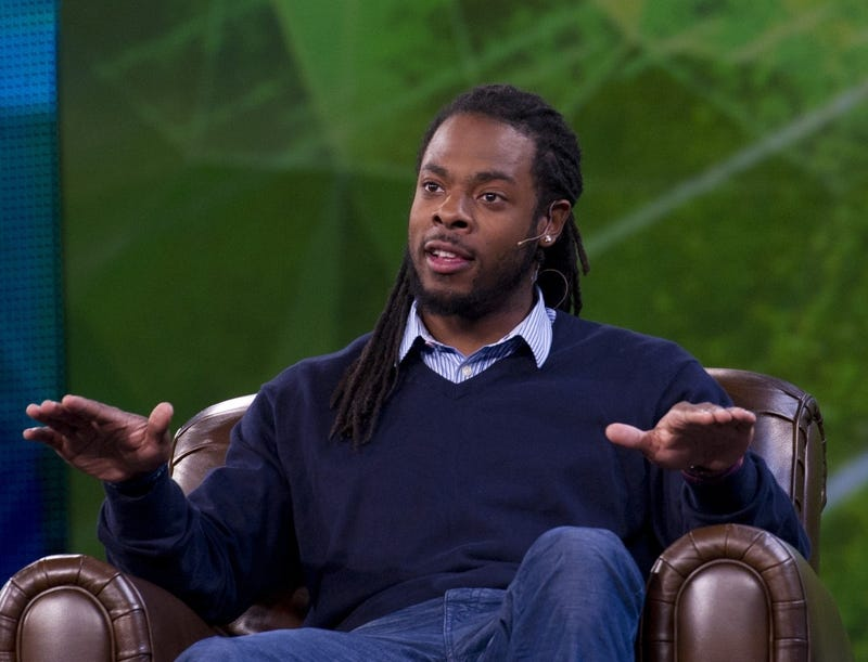 Richard Sherman makes a good point about Donald Sterling