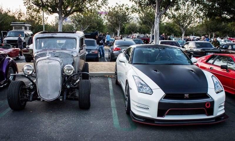 Just a Reminder: Cars and Coffee Irvine Is Awesome