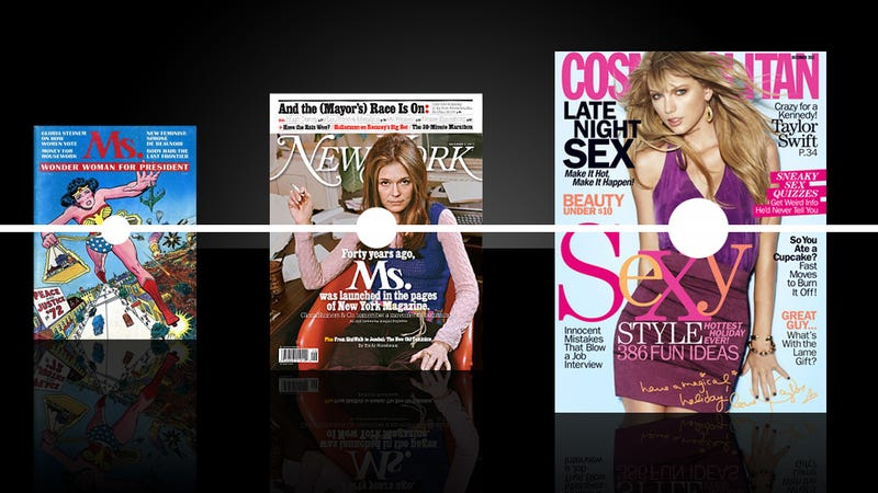 How We Got the Idea That Ladymags Don't Publish 'Serious Journalism'