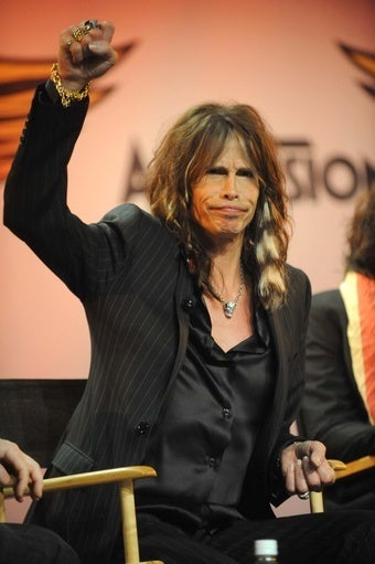 Steven Tyler Breaks Up with Aerosmith via Blog Posts