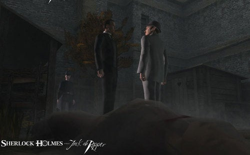 Sherlock Holmes Tracks Jack The Ripper To U.S. Xbox 360