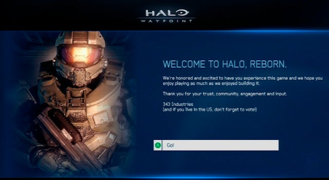 Fox News Says Halo 4 May Keep Gamers From Voting