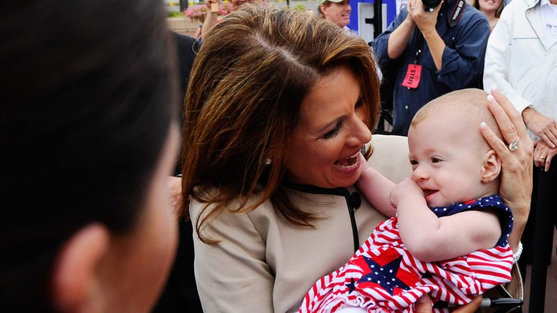 The Many Campaign Trail Adventures of Michele Bachmann