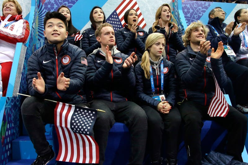 Meet The Underdogs Of The U.S. Figure Skating Team