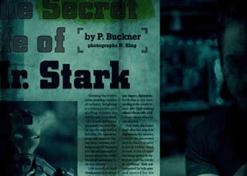 "What Is ""The Secret Life Of Mr. Stark""?"