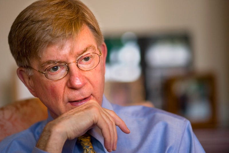 Conservative Columnist George Will Leaves GOP Over Trump