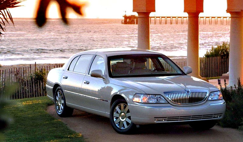 George Burns Would Drive A Lincoln Town Car