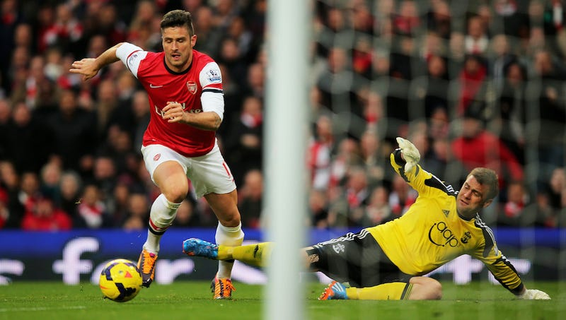 Olivier Giroud's Heroics Are, Perversely, A Problem For Arsenal