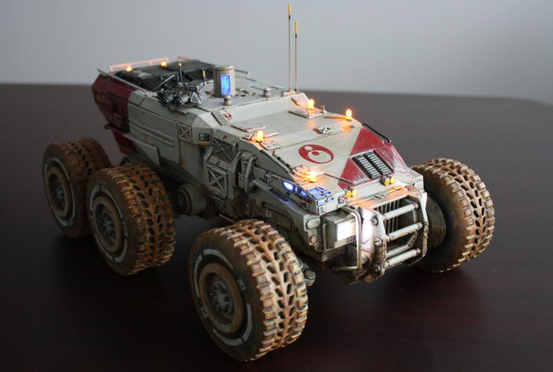 A Homeworld Buggy For The Home
