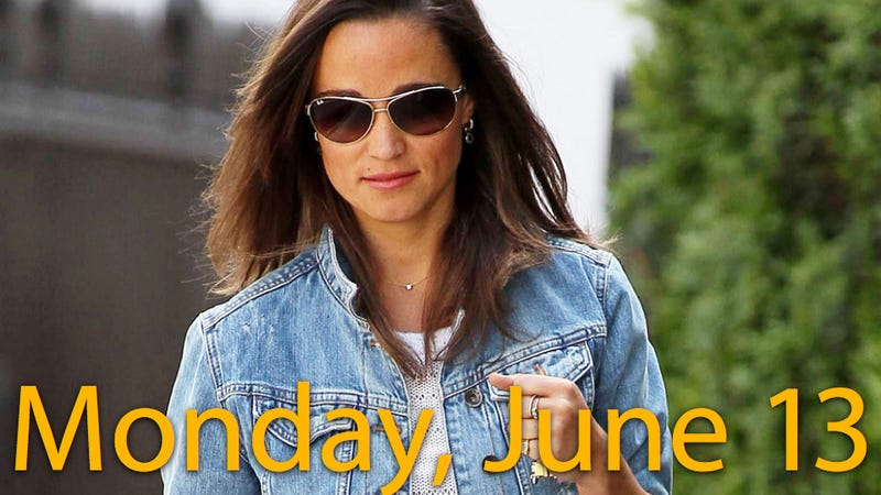 Her Royal Hotness Pippa Middleton Is Single & Ready To Mingle