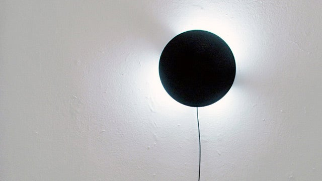 Put a Time-Telling Solar Eclipse On Your Wall