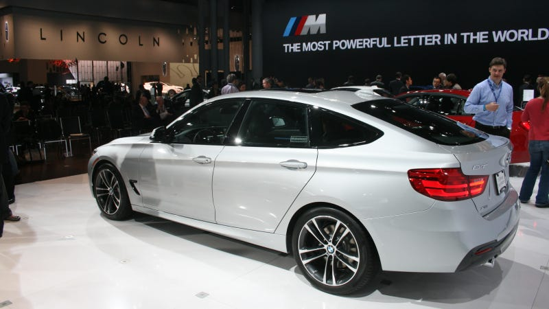 2014 BMW 328d: 280 Pound-Feet Of Torque And 48 Miles Per Gallon