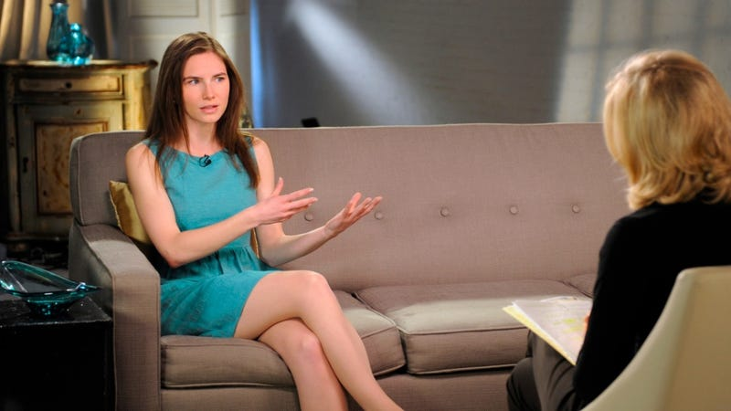 Amanda Knox's Retrial Is Happening in Italy Right Now
