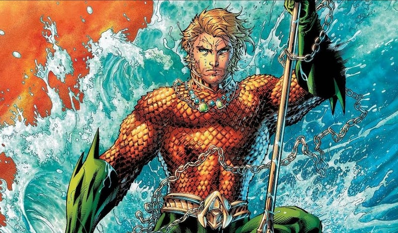Yes, I am an Anti-Aquaman Bigot