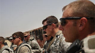 The First Zero-Casualty Month in Iraq