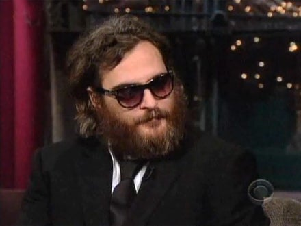 Recording of Joaquin Phoenix Going (Pretend) Insane Is Headed to Movie Theaters