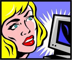 Newsflash! Chicks Use Computers