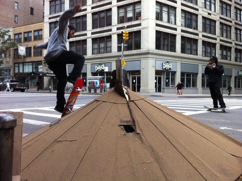 When Life Hands You a Hurricane, Make a Skatepark