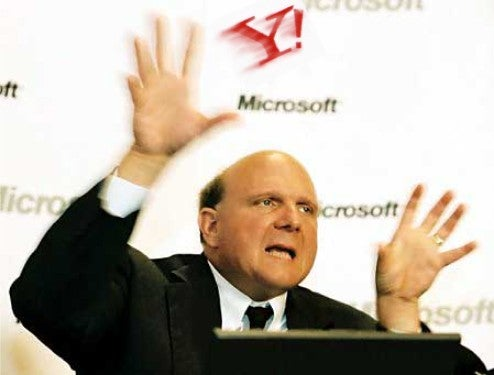 Ballmer Says Microsoft Ready for Future Without Yahoo