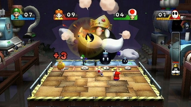 Mario Party 9 Sure Could Inspire Some Great Drinking Games