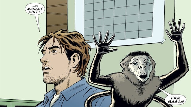 The Y: The Last Man movie is back on (for now)