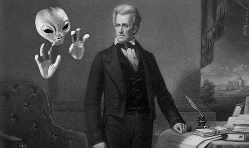 #3: Andrew Jackson