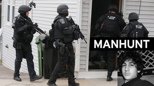 The Boston Marathon Manhunt: Live Updates