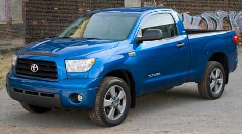 San Antonio Stroll: Toyota Tundra Priced