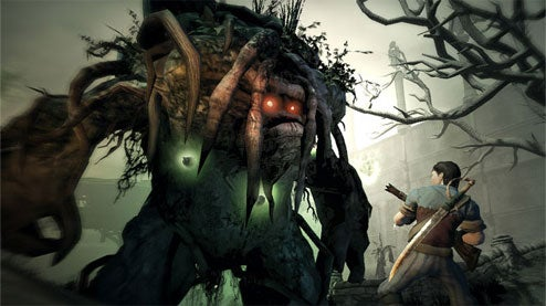 """Hands-On With Fable II, Molyneux's """"Biggest"""" Game"""