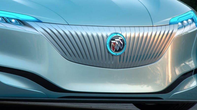 Dear Car Designers: Badges Are Always Better In Color