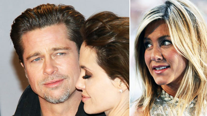 Brad Pitt: Marrying Aniston Made Me a Boring Couch Potato