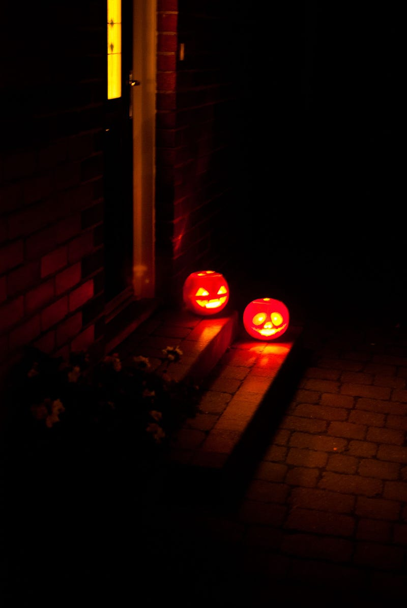 Here's my pumpkins for this year
