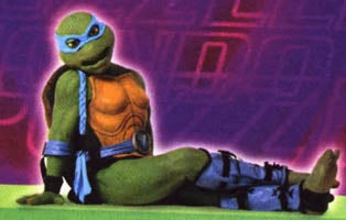 We Wish You a Turtle Christmas, and other proof that Michael Bay's not the first to crap on the Ninja Turtles