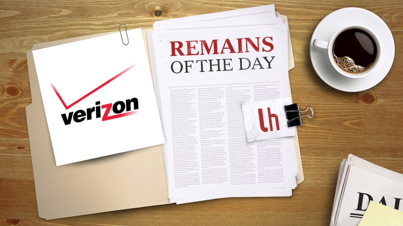 Remains of the Day: Verizon's Six-Strike Anti-Piracy Program Has Been Discovered