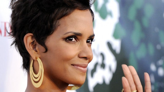 Halle Berry Will Miss the Oscars Because She Broke Her Foot Chasing a Goat