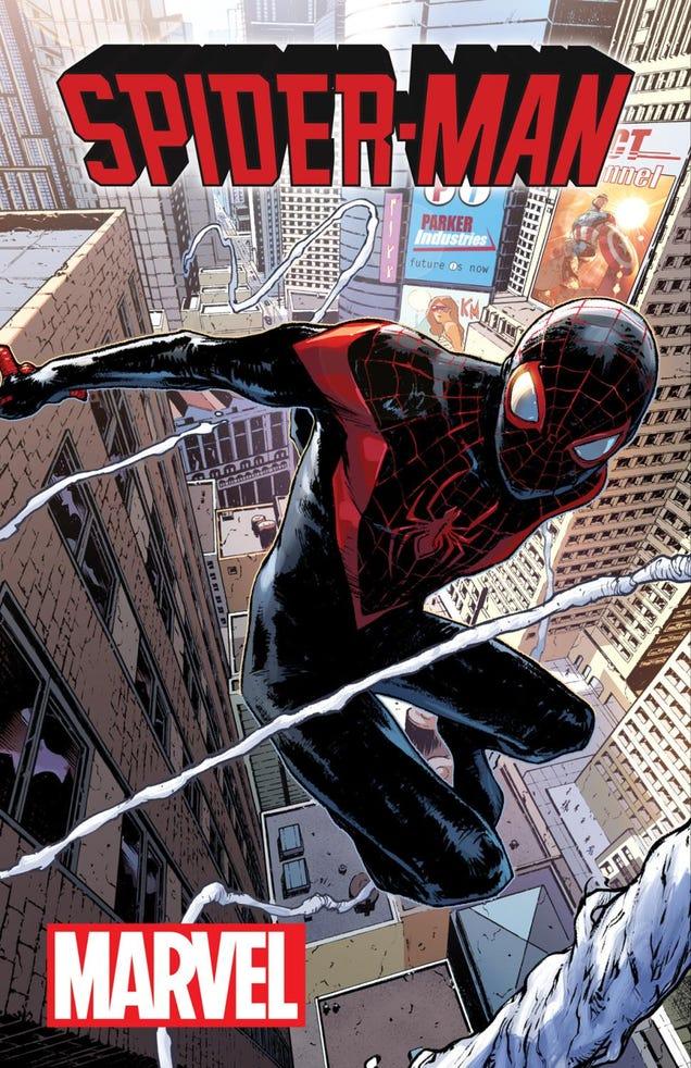 Marvel Comics Brings Back Miles Morales This Fall!