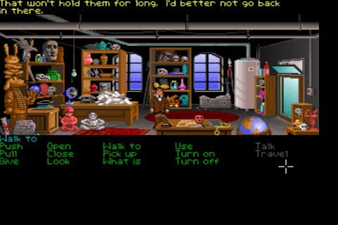 Native LucasArts Games Emulation Makes iPhone Absolutely Perfect