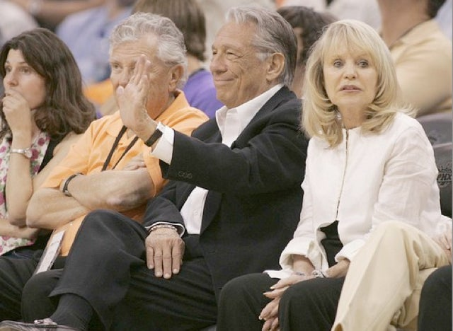 "Donald Sterling Has Seized The ""Guy Who Hates Cancer Patients"" Label"