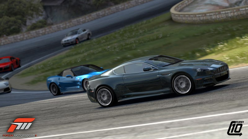 Forza Motorsport 3: Le Mans Screen Shots, Partial Car List