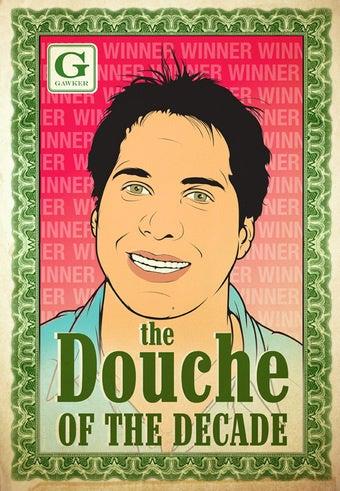 Joe Francis: Sore Douche