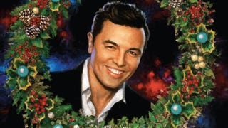 Seth MacFarlane Made a Christmas Album And It's Actually Very Good