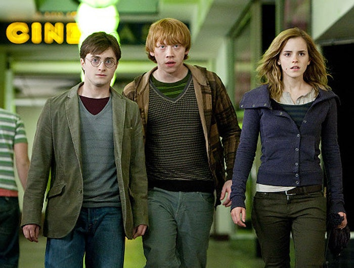 "Harry Potter becomes a magical terrorist for justice in ""Deathly Hallows"""