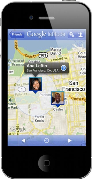 You Can Download the Free Google Latitude iPhone App From...Now!