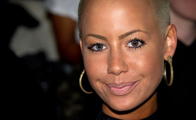 The Time Amber Rose Looked Really Bad In a Magazine