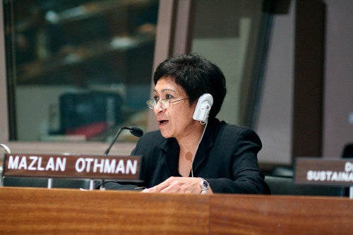 Meet Mazlan Othman, the United Nations ambassador to extraterrestrials