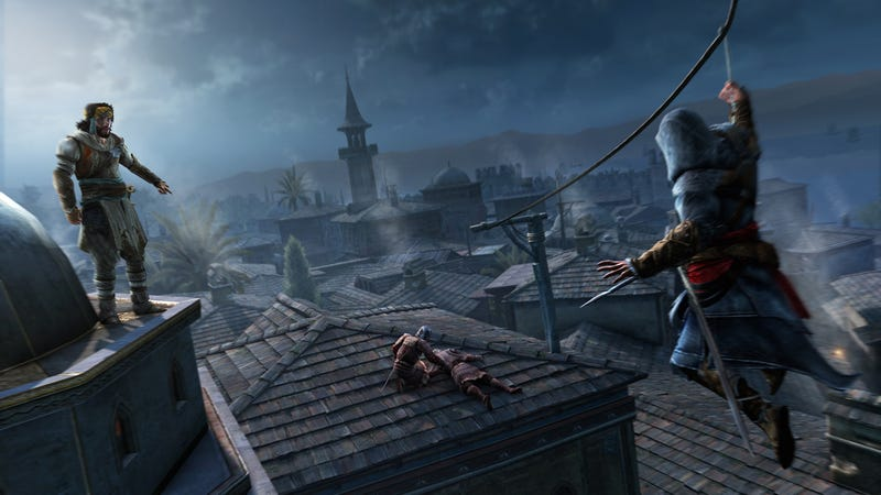 Three Hours With the Surprisingly Ambitious (and Tougher) Assassin's Creed Revelations