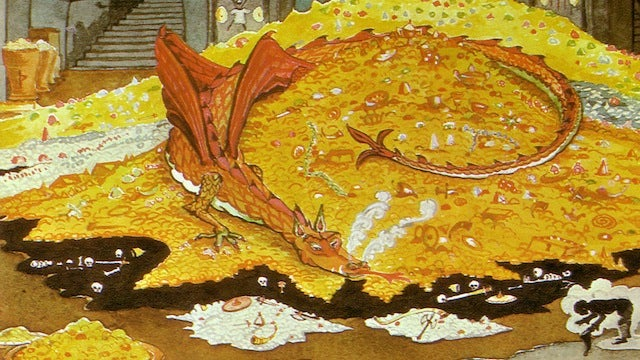 Who are the richest characters in fiction?