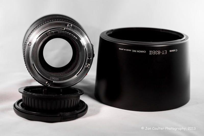"NPOCP: Canon EF 200mm f/2.8L II USM - ""Sharp Copy"""