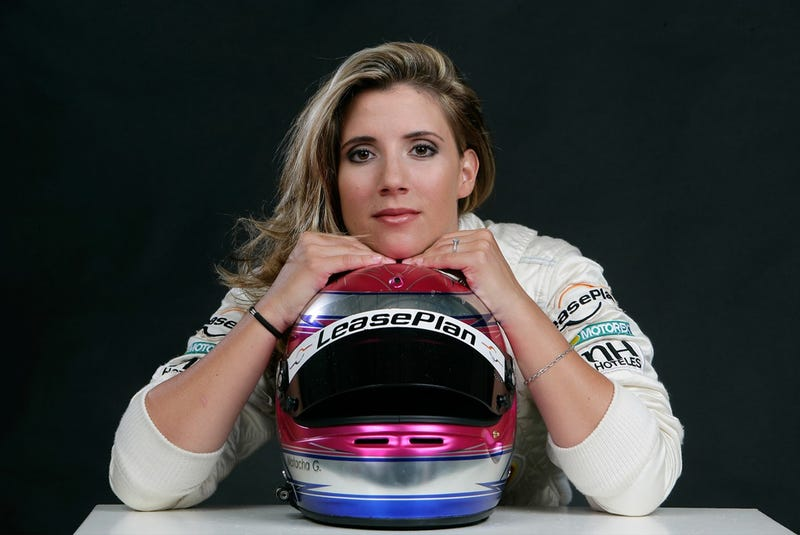 Formula 2 Series' Natacha Gachnang's The New Hotness